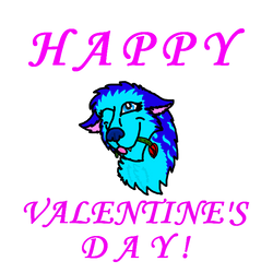Happy Valentine's Day! OwO by Flippyisadorable