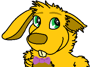 Springbonnie (Boredom art) by Flippyisadorable