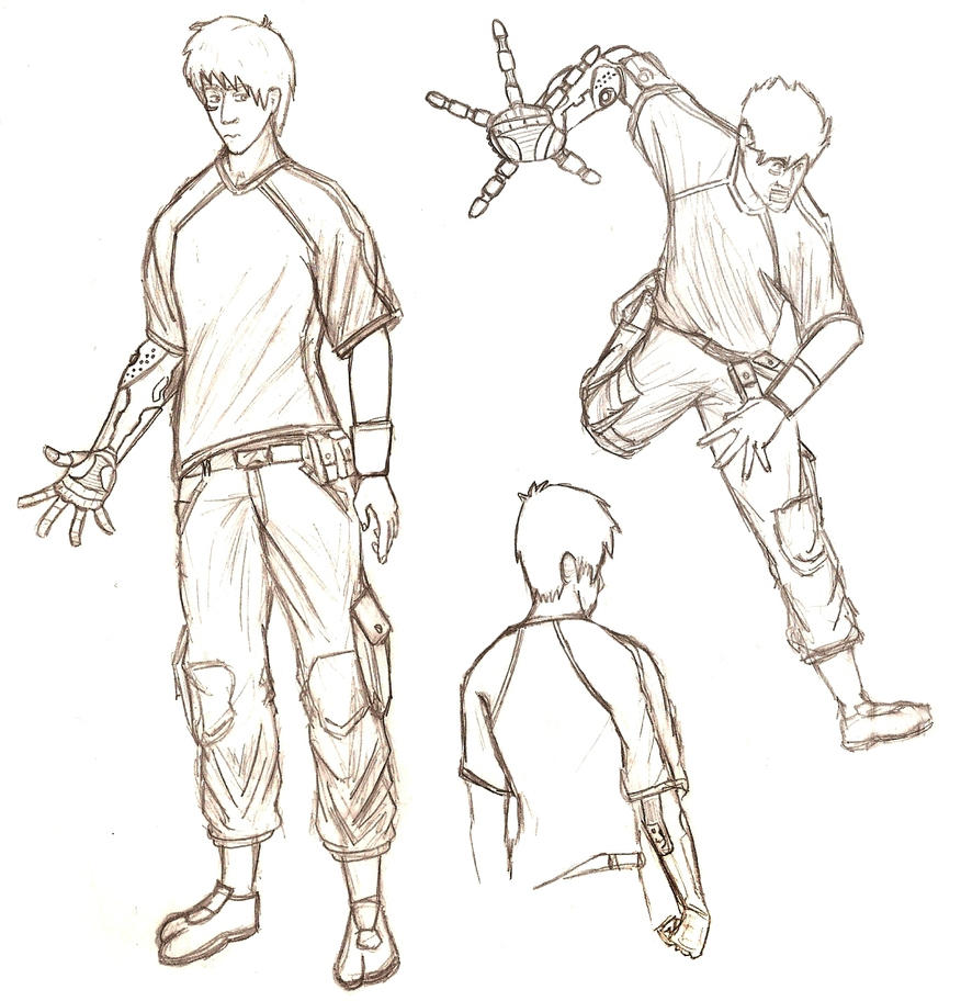 deviantart character sketches - photo #30