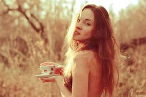 Morning coffee by Anna-Belash