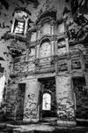 Old iconostasis