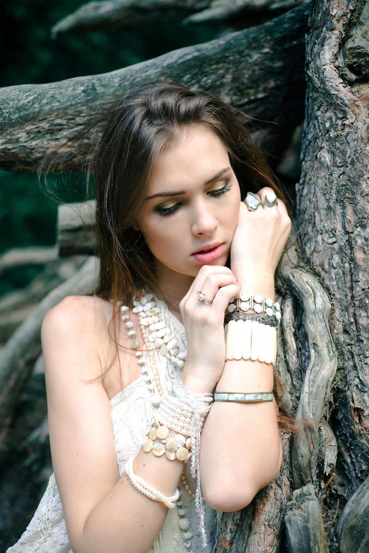 Tenderness I by Anna-Belash