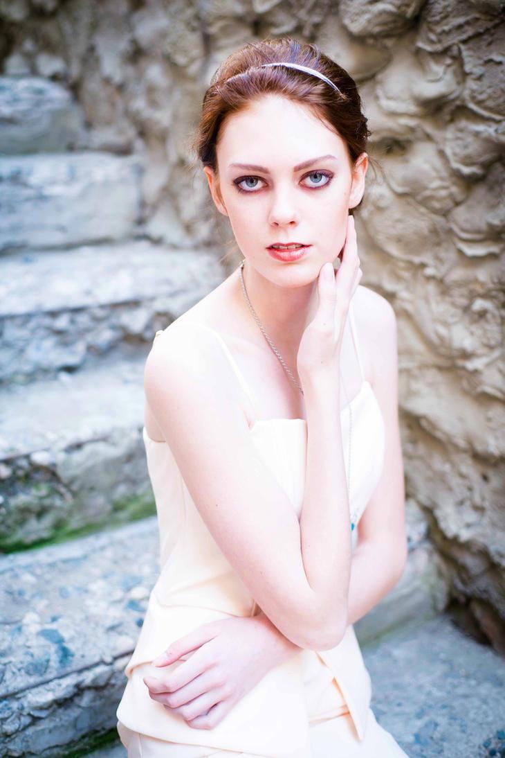 In white 3 by Anna-Belash