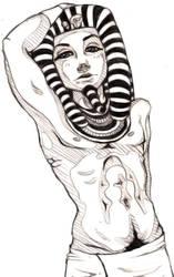 Oppa Pharaoh Style
