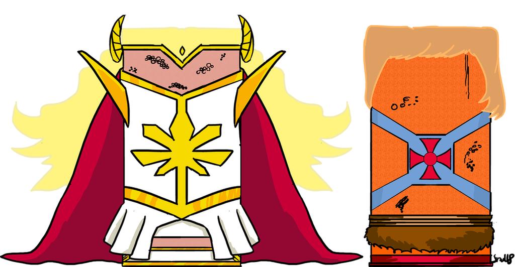 She-Ra Brick joke by zaceron