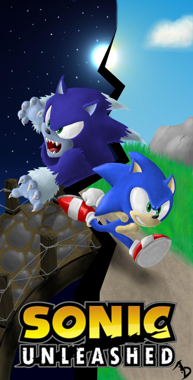 Sonic Unleashed by AbsoluteDream