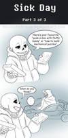 UT Comic: Sick Day Part3