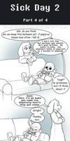 UT Comic: Watch Your Health:  Part4