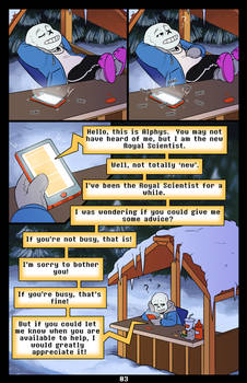 OTV: Prologue: Page 3 by AbsoluteDream