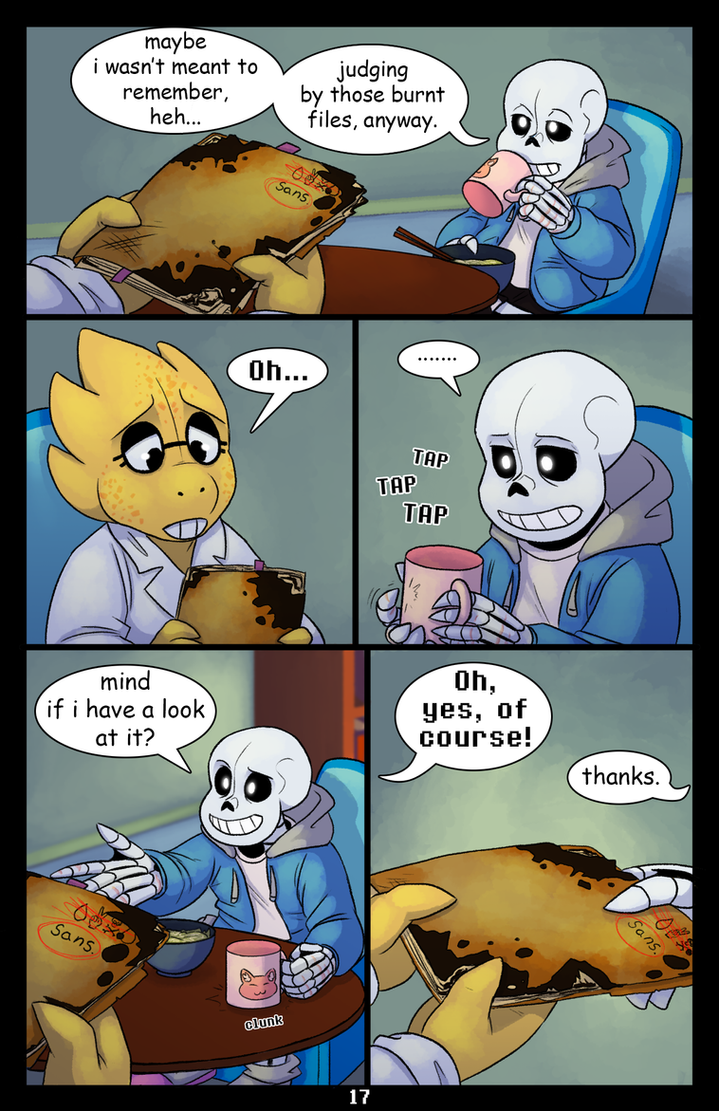 OTV: Prologue: Page 17 by AbsoluteDream