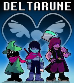 Deltarune by AbsoluteDream