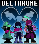 Deltarune by AbsoluteDream