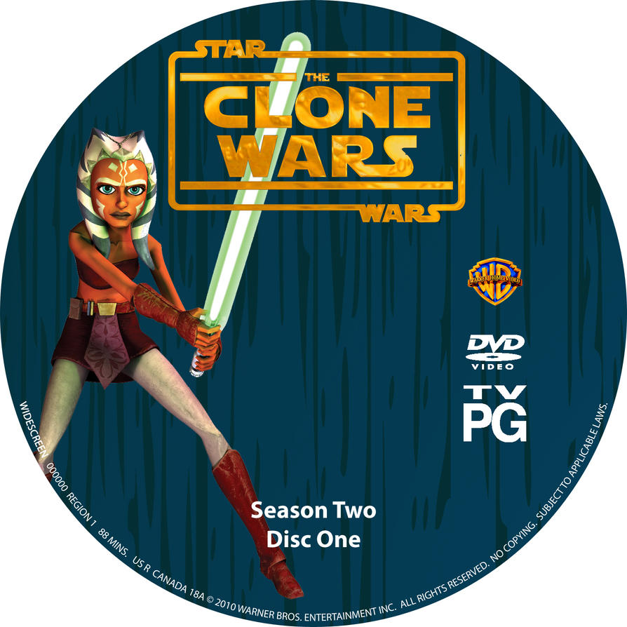 Star Wars The Clone Wars S2 D1 By Mastrada101 On Deviantart