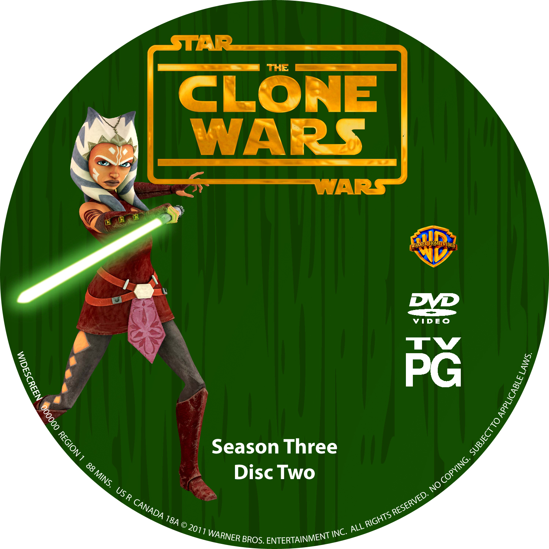 Star Wars The Clone Wars S3 D2 By Mastrada101 On Deviantart