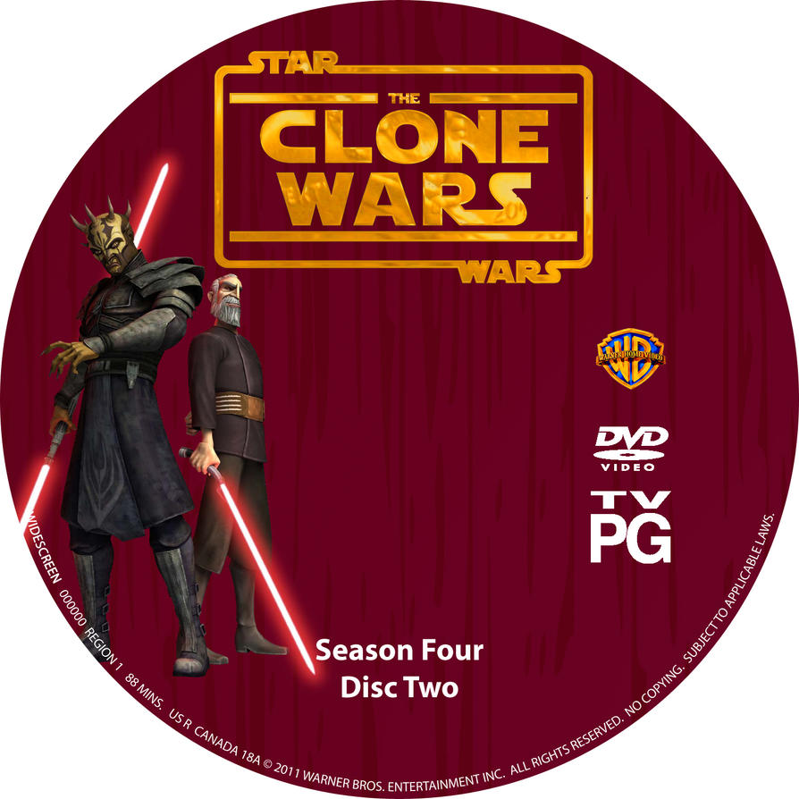 Star Wars The Clone Wars S4 D2 By Mastrada101 On Deviantart