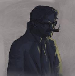 Gordon sketch by iKEETart