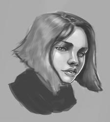 Grill Sketch by iKEETart