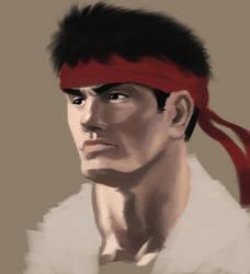 Ryu by iKEETart