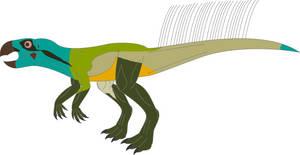 Dinosaur Revolution's Psittacosaurus