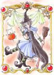 Mitsuki Halloween