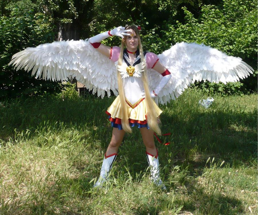 Eternal Sailor Moon Cosplay by Janet-Asuka