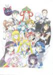 Sailor Moon Minna