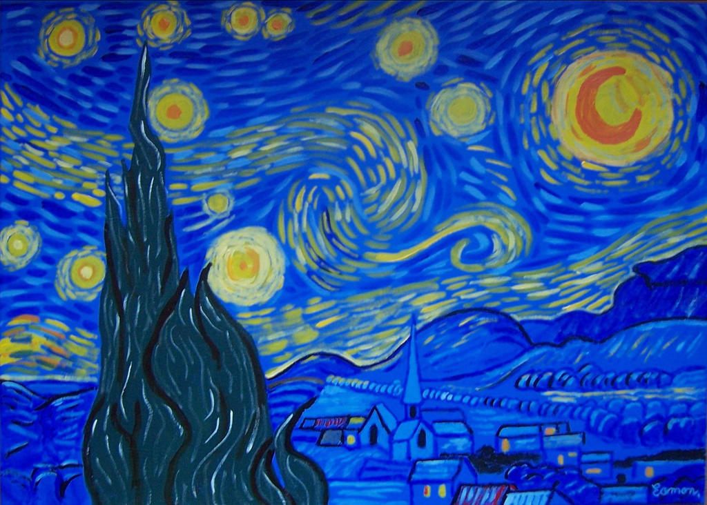 "Van Gogh: ""The Starry Night"""