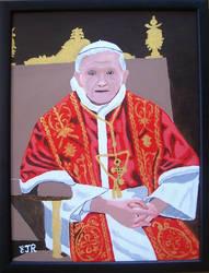 Pope Benedict XVI by wwwEAMONREILLYdotCOM