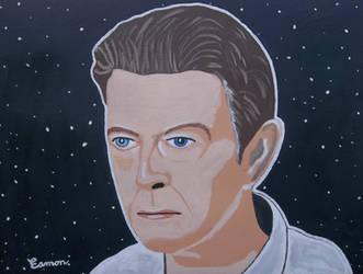 Star Man - David Bowie by wwwEAMONREILLYdotCOM