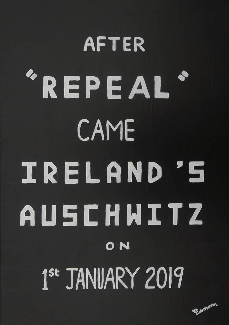 IRELAND'S AUSCHWITZ by wwwEAMONREILLYdotCOM