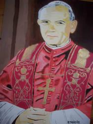 SAINT JOHN PAUL II by wwwEAMONREILLYdotCOM