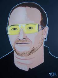 BONO FROM U2 by wwwEAMONREILLYdotCOM