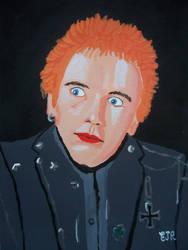johnny rotten by wwwEAMONREILLYdotCOM