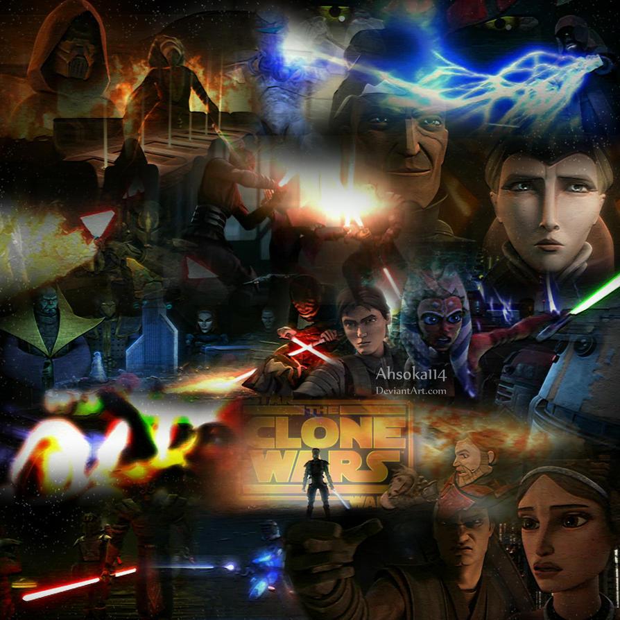 Star Wars The Clone Wars Ahsoka Tano Season 6