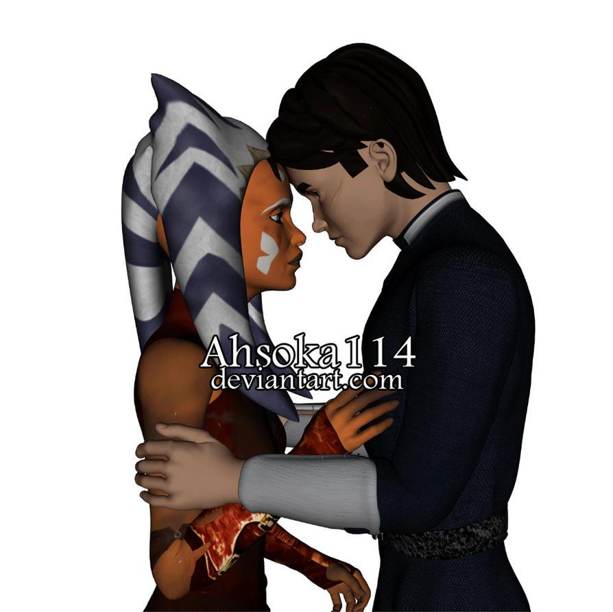 from Angelo star wars ahsoka kiss nude