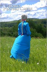 Howls Moving Castle-Sophie cosplay