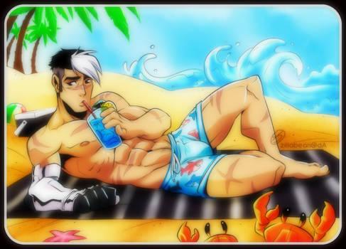 Beach Daddy o3o
