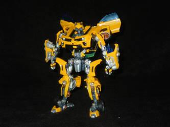 HftD Battle Blade Bumblebee by GMfan101
