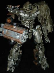 DotM Megatron Robot Mode by GMfan101