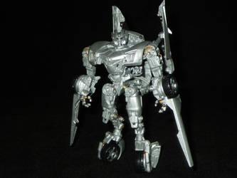 DotM Sideswipe Robot Mode by GMfan101