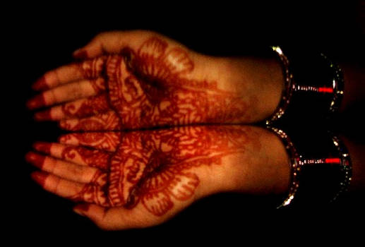 the colour of henna