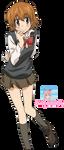 Render Kyoko by N3K0T3NShi1 by N3K0T3NShi1