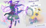 KHR Wallpaper - Mukuro and Nagi by N3K0T3NShi1