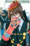 Tsunayoshi Sawada Cosplay Vongola Gear Future by N3K0T3NShi1