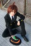 Tsuna Sawada Cosplay