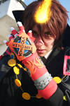 Tsuna Sawada Cosplay 2