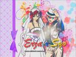 Erza and Syo Wedding
