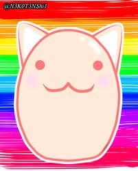 Gato Dibujo by N3K0T3NShi1