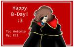 Feliz Cumple Sei!