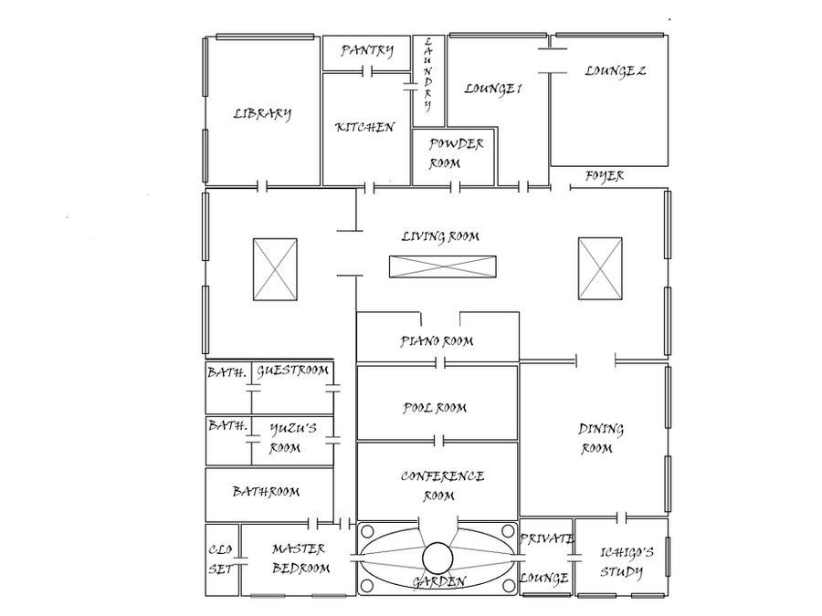 Penthouse layout by wildcatxiii on deviantart - Lay outs penthouse ...
